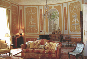 Tewin Drawing Room