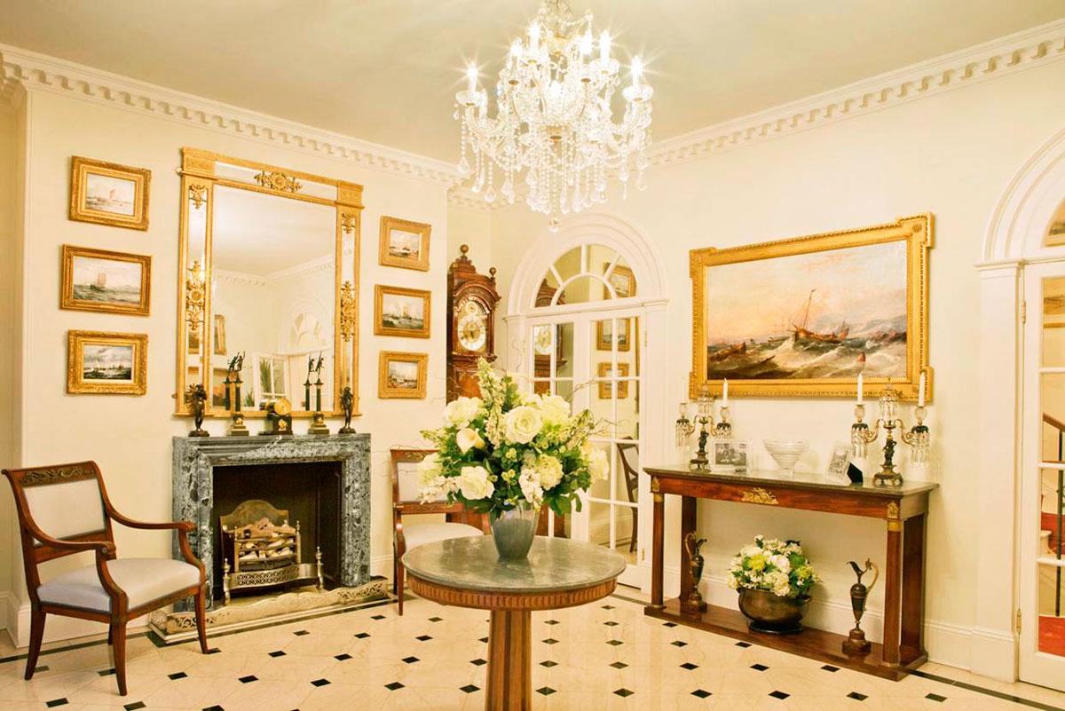 London house interior design portfolio hotspur design for Interior design consultancy london